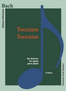Bach - Toccaten