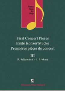 First Concert Pieces III